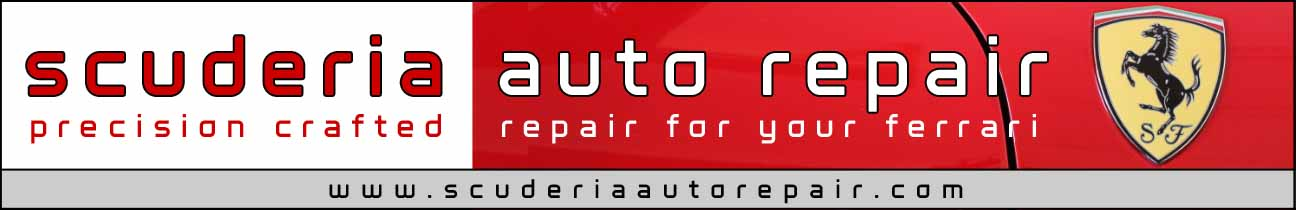 Ferrari Transmission Repair Shop|Scuderiaautorepair.com